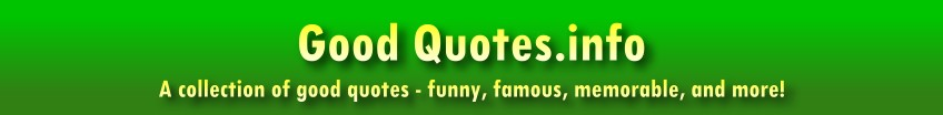 good quotes logo